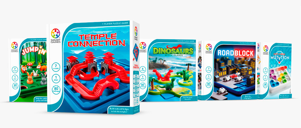 Discover our SmartGames Collection