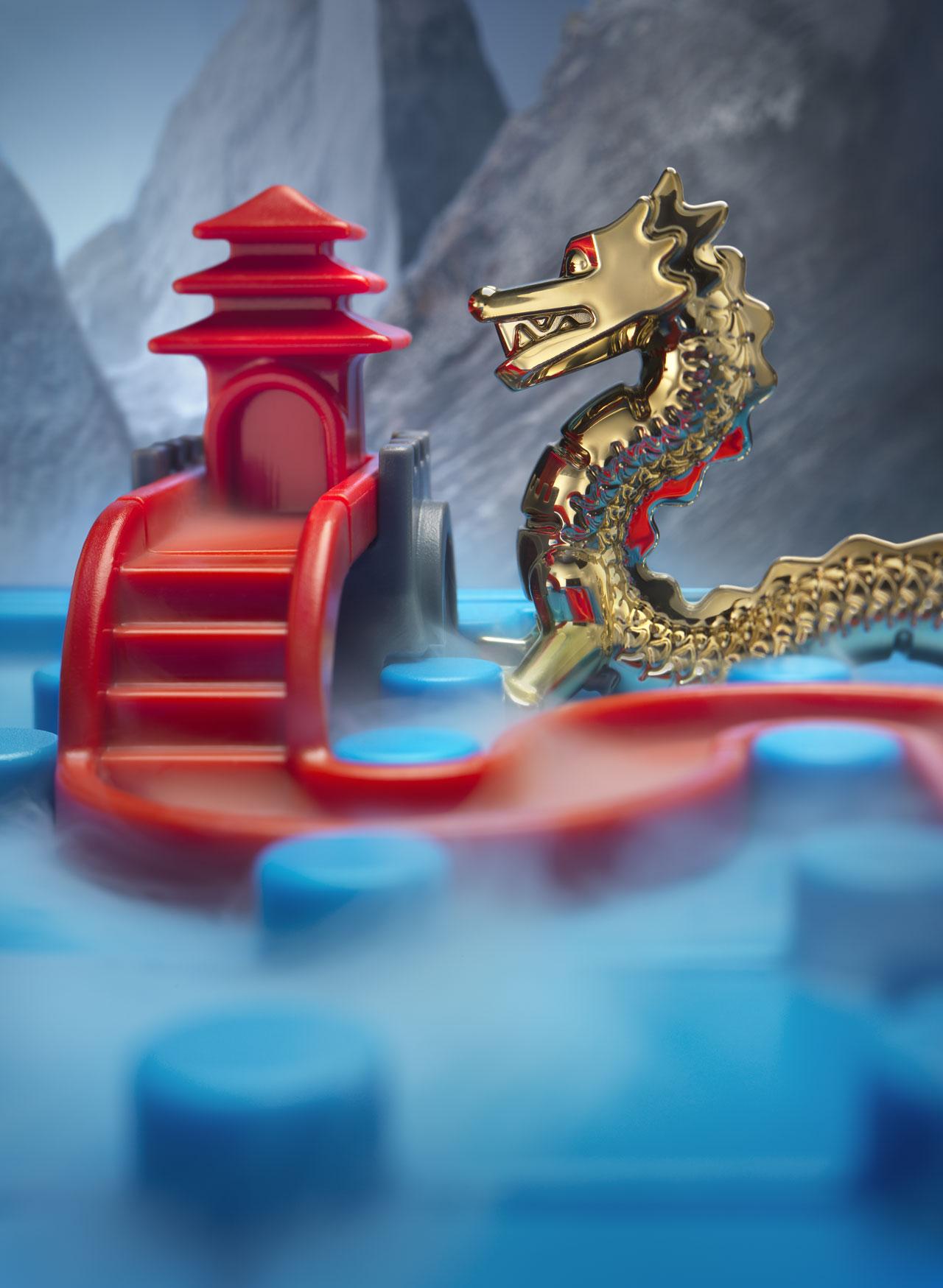 Temple Connection Dragon Edition Smartgames