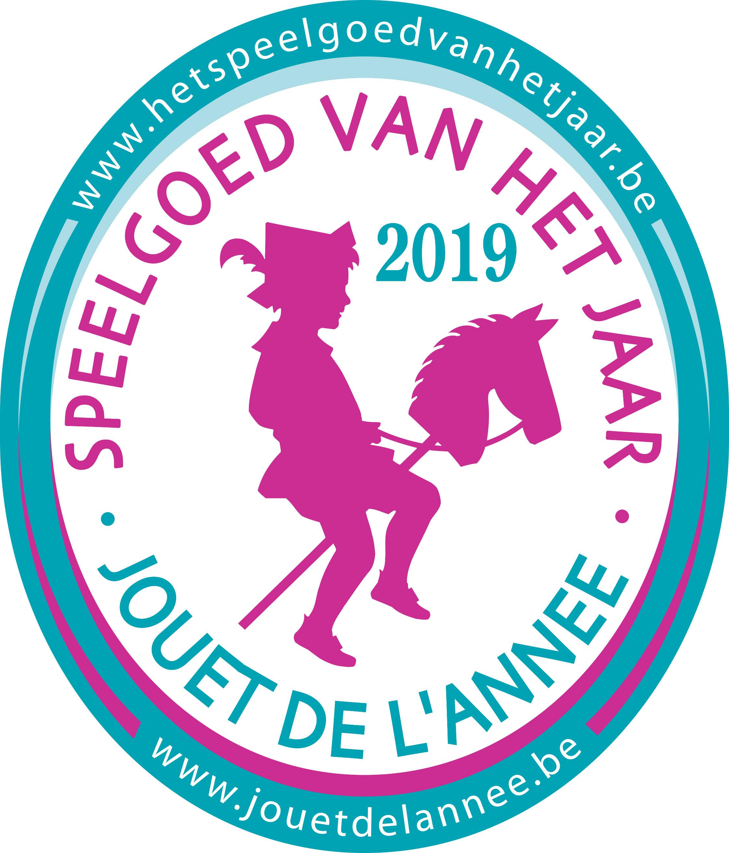 Speelgoed van het Jaar 2019 Belgïe