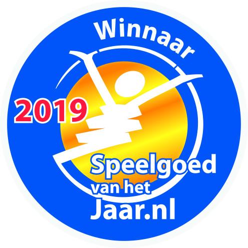 Speelgoed van het jaar 2019 Nederland