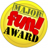 Major Fun! Award