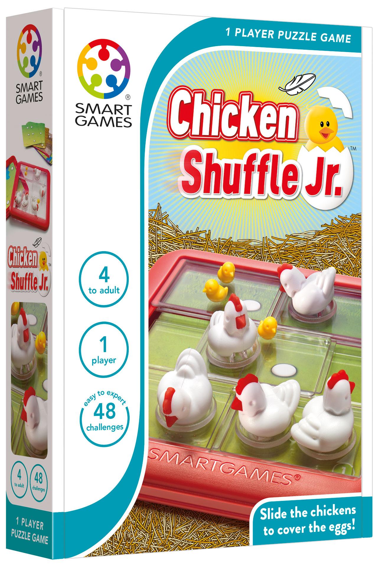 Afbeeldingsresultaat voor chicken shuffle junior
