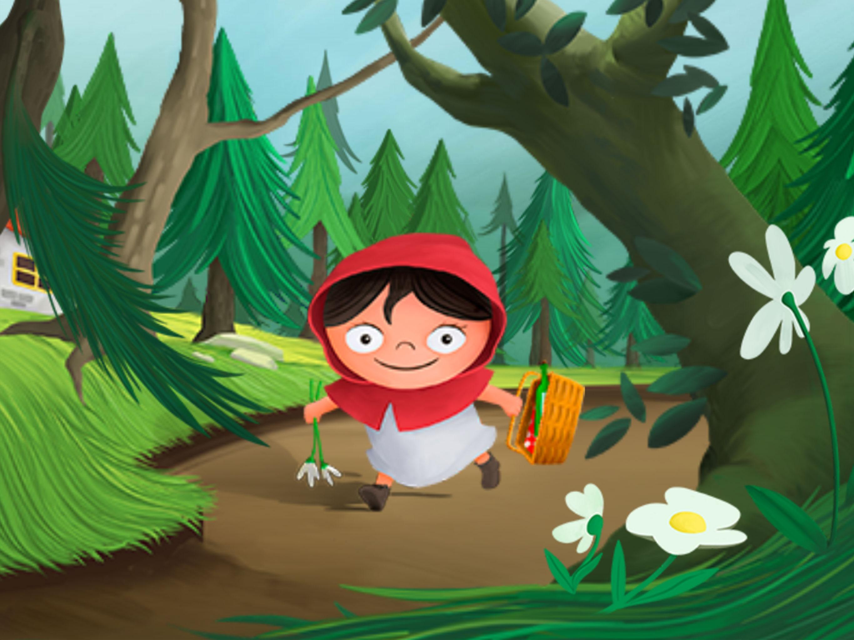 Little Red Riding Hood eBook