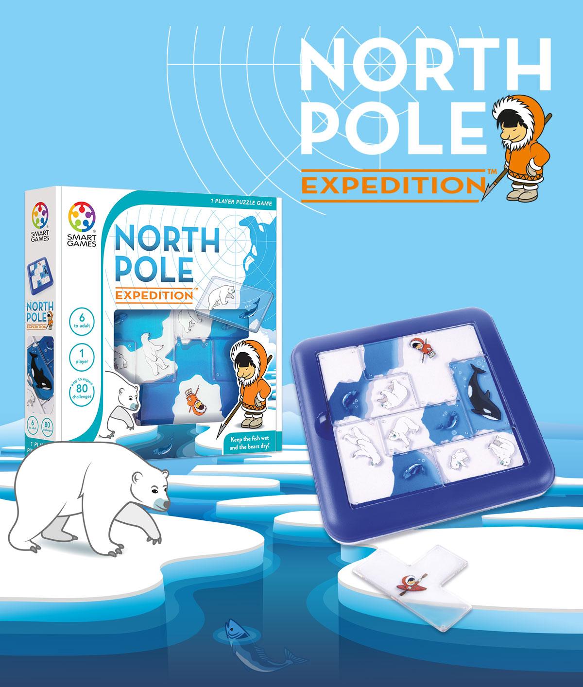 North Pole Expedition Smartgames