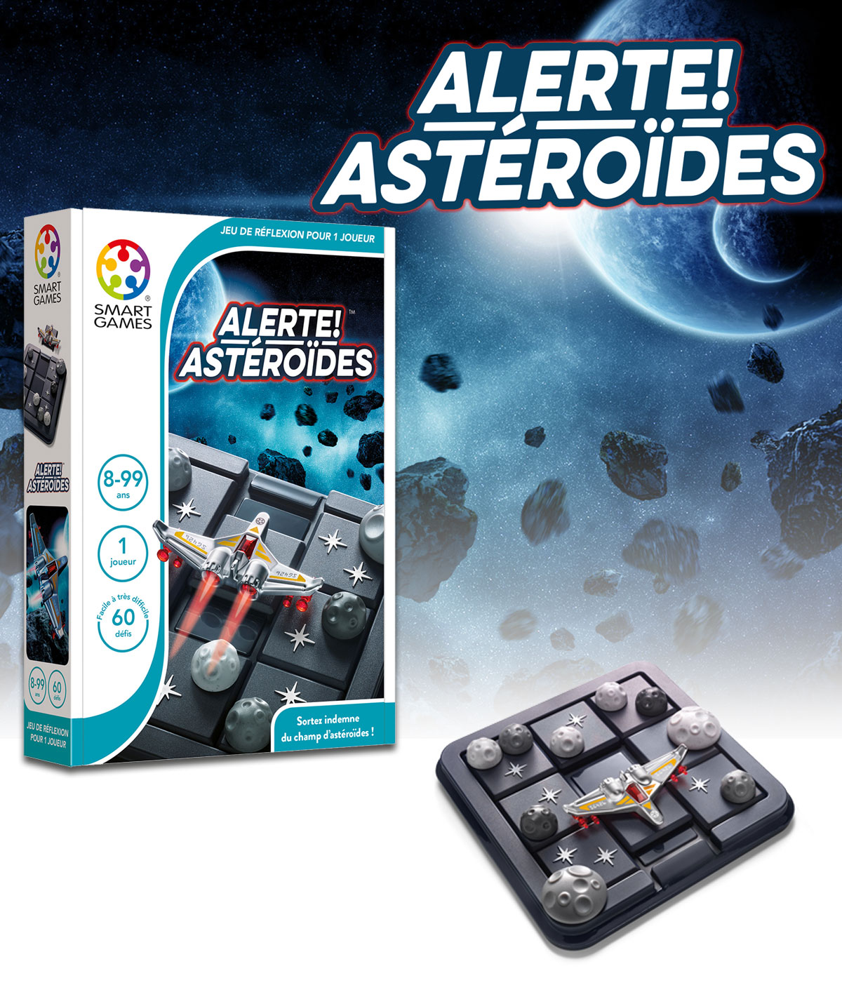 Alerte! Astéroïdes