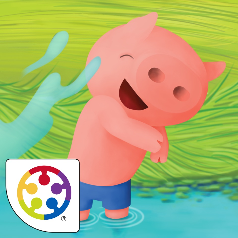 Three Little Piggies eBook