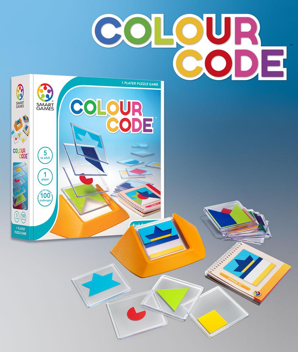 Farbcode Spiel
