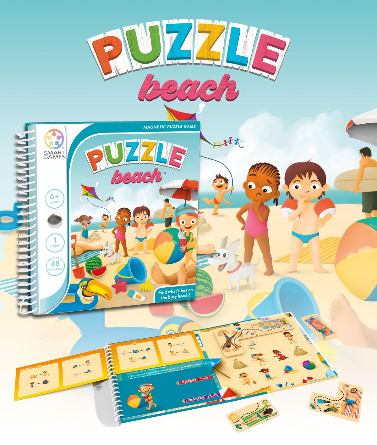 Puzzle Beach