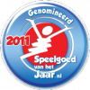 Genomineerd Speelgoed van het jaar Nederland 2011
