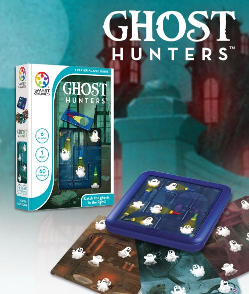 Play Ghost Hunters