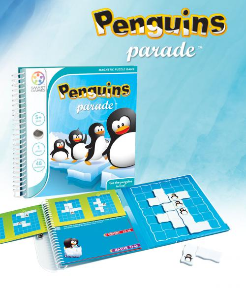 Play Penguins Parade